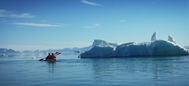 kayak-randonée-spitzberg2