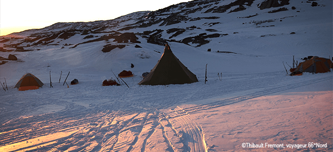 Photo du camp