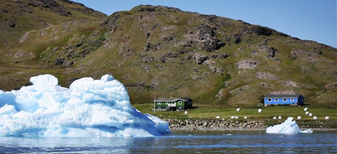 Randonnée liberté au Groenland Sud