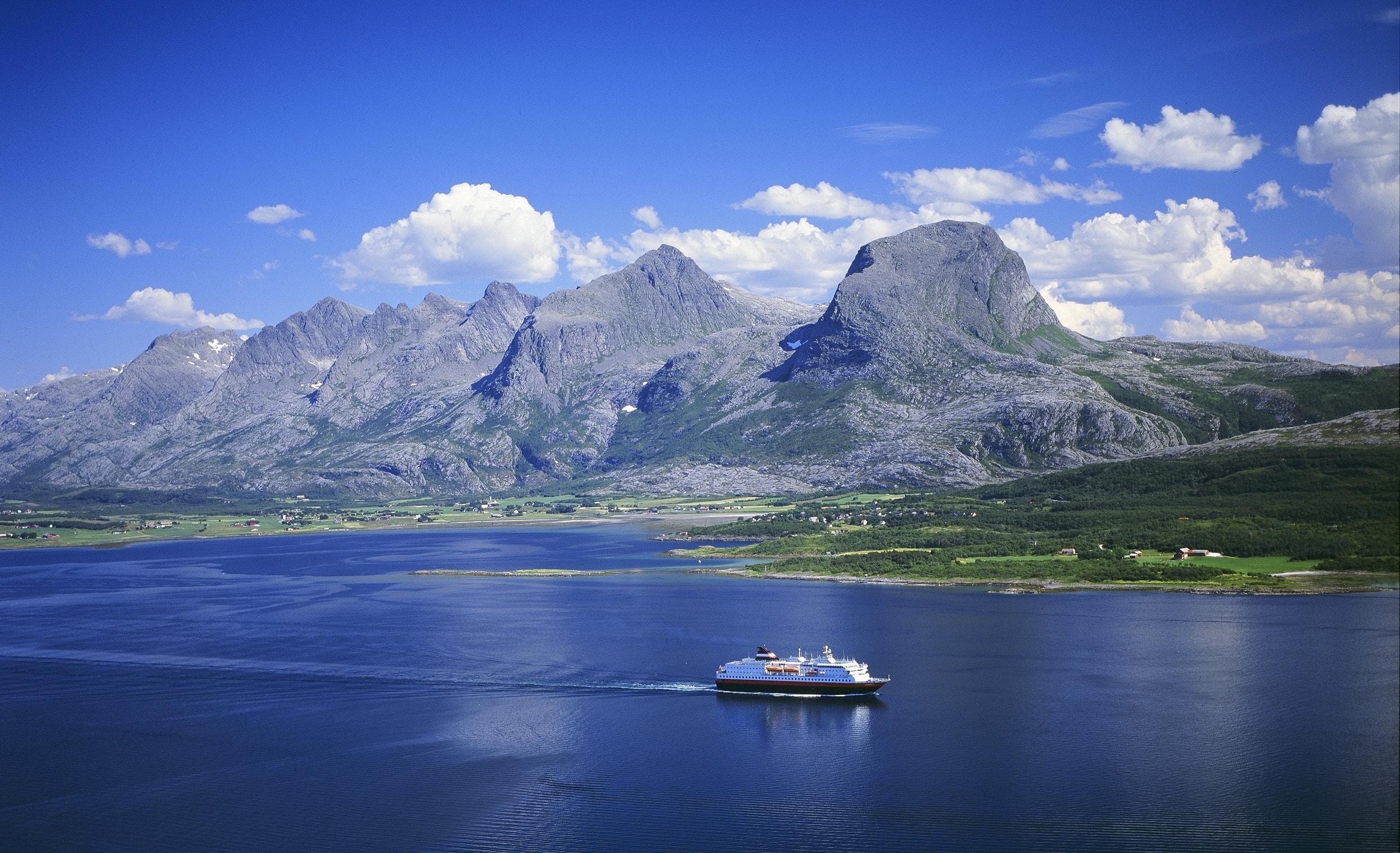 Hurtigruten, l'express côtier norvégien
