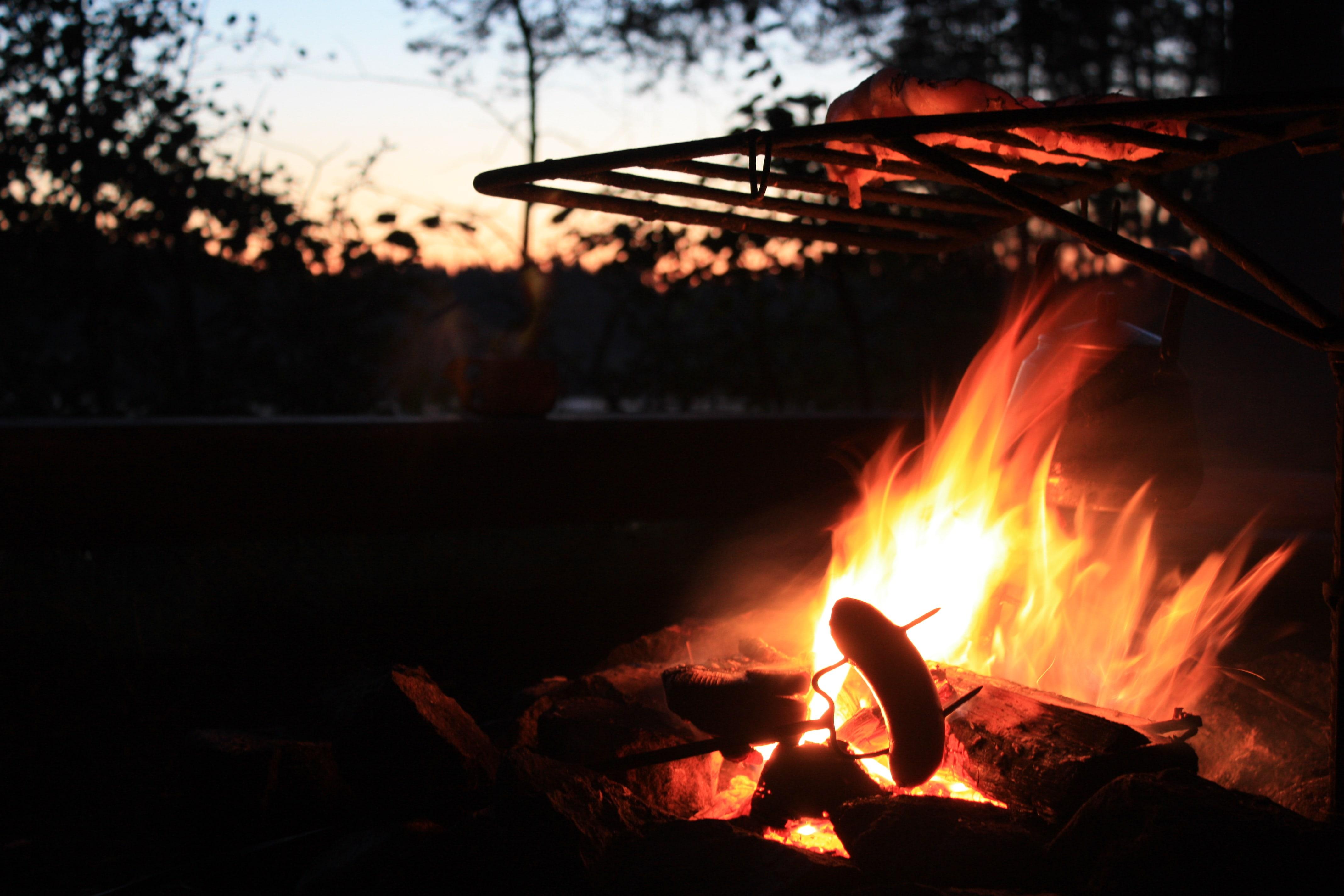 Fireplace en Finlande
