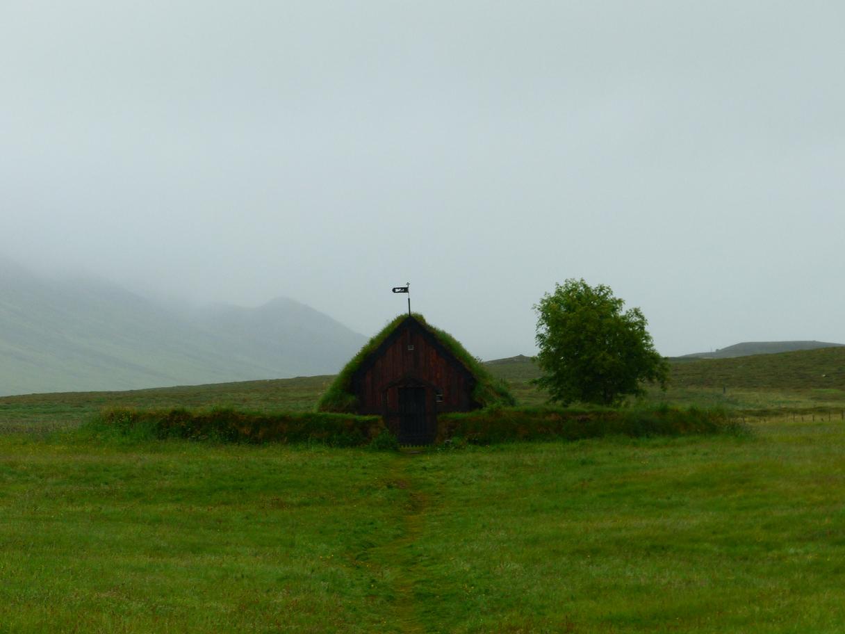 Eglise de Grafarkirkja, Islande