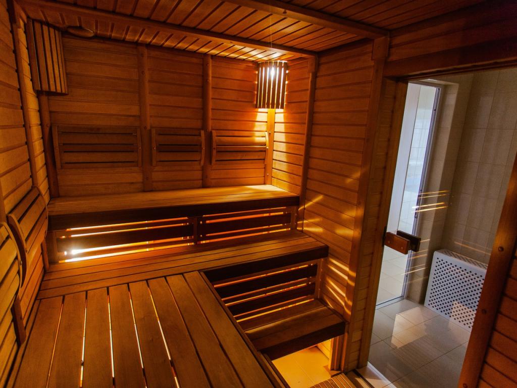 Le sauna, symbole finlandais