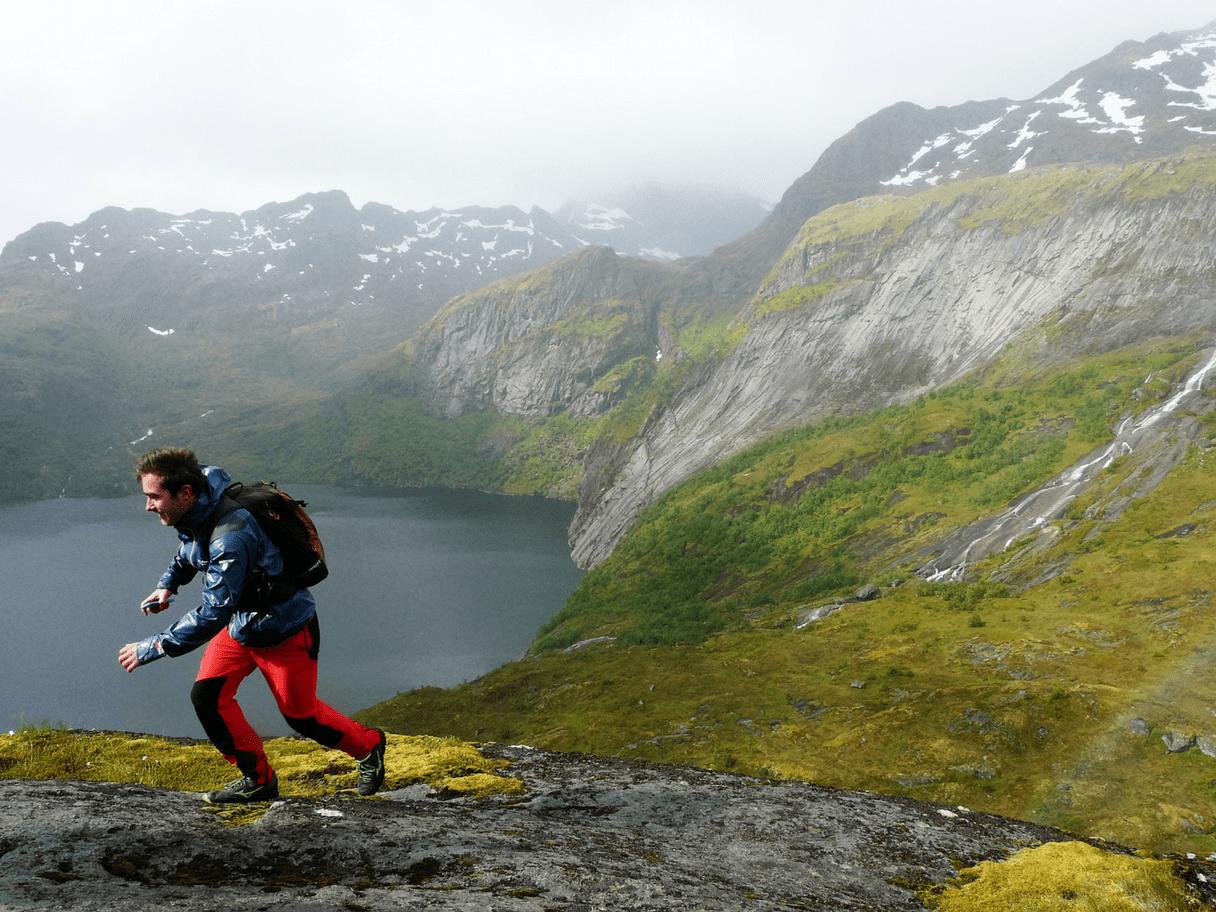 Trek dans les Lofoten