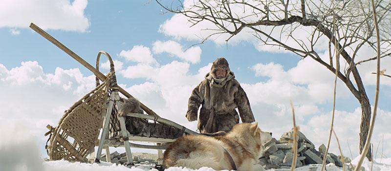 Aga Nanouk en Sibérie