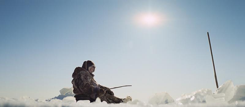 Pêche traditionnelle et ancestrale Sibérie