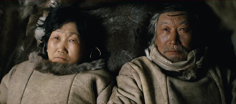 Couple Iakoute Nanouk et Sedna