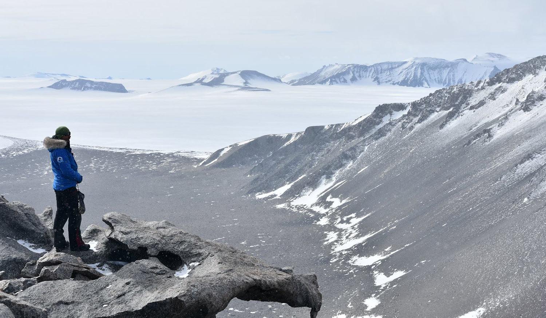 Guide polaire en Antarctique, un métier unique