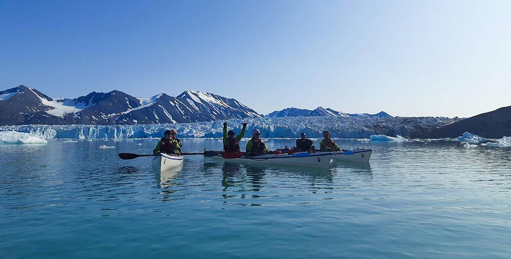 Save The Date : ciné-conférence «exploration polaire au Svalbard»