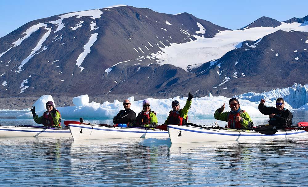 Expédition arctique : ils défient la maladie, pari réussi