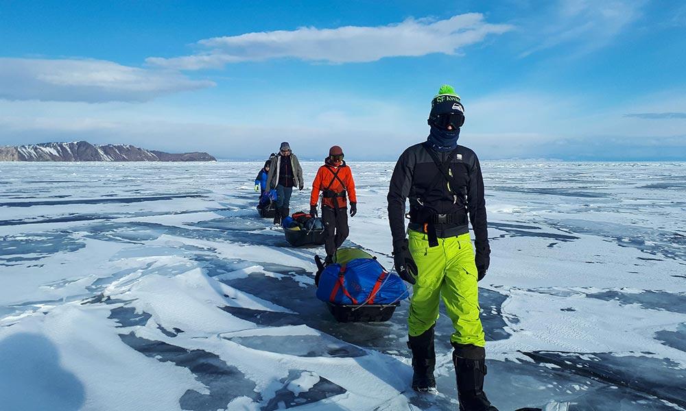 Comment s'habiller l'hiver en Arctique
