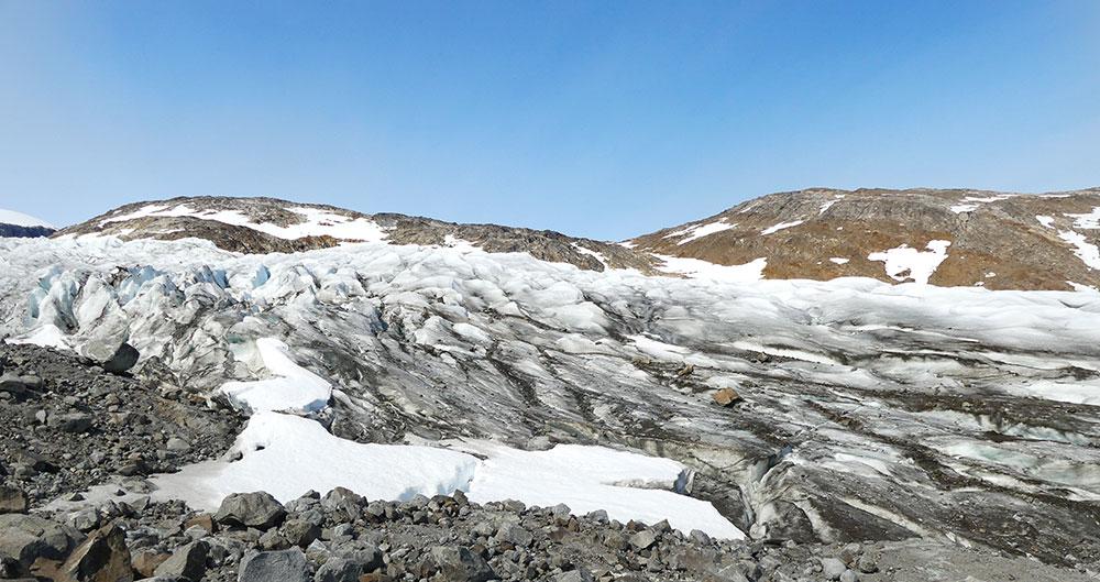 Glacier du Groenland ©Laurine Bertrand