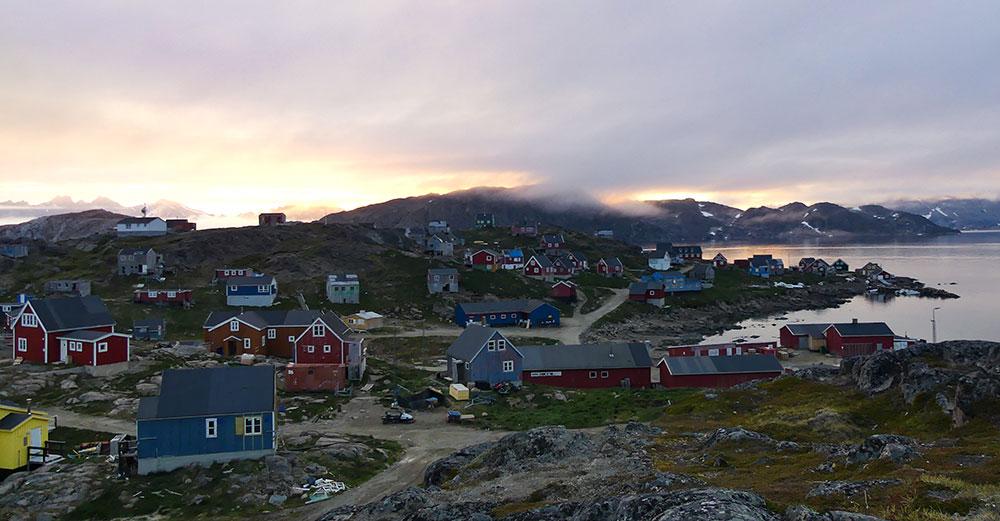 Kulusuk, Groenland ©Laurine Bertrand