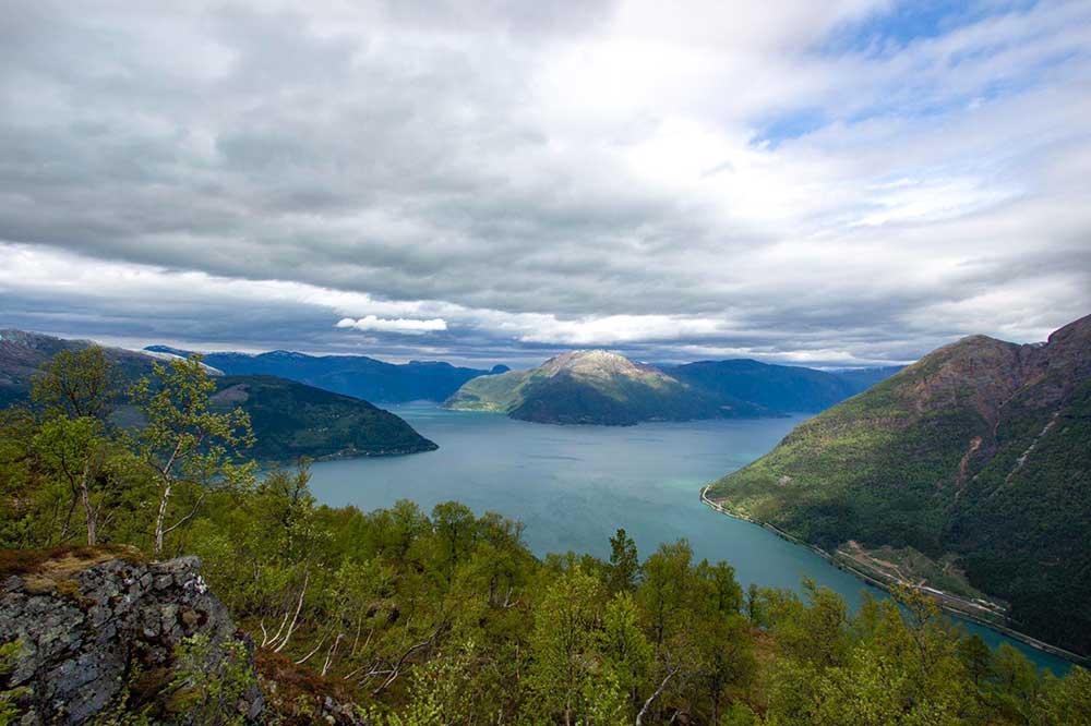 Norvège du Sud. Crédit : Rémi Basmaji, guide 66°Nord