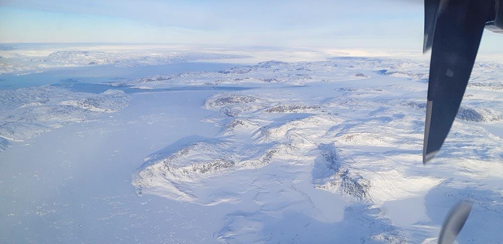 Inlandsis au Groenland ©Elodie Roux
