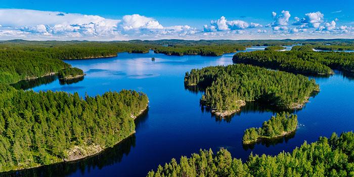 La Finlande ouvre ses frontières !